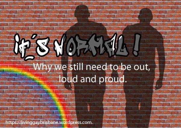 lgbt, pride, normal,