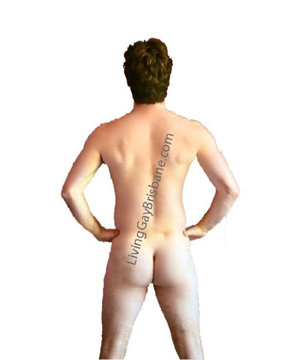 naked, buttocks, bottom, rimming