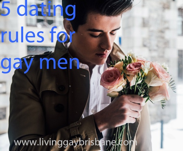 gay dating, rules, love