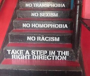 no homophobia NOH8