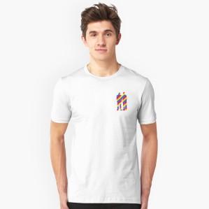 Rainbow Men T-shirt