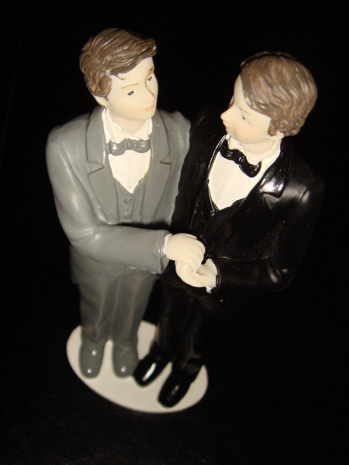 Same Sex Marriage Cake Topper